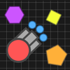 Tank.IO Flying - DiEp Two Color Tank War Free Pro Wiki