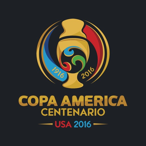 Copa America Centenario 2016 - Official Tournament App
