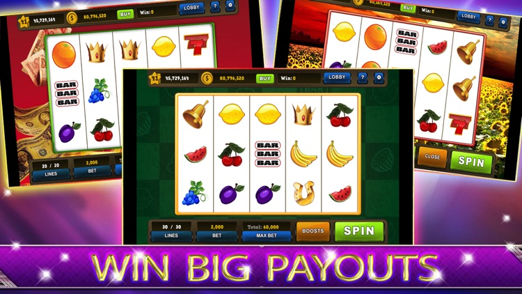 Strip slots app video roulette machines for sale