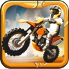Mega Hillbilly Motorcross Trail - Rocky Downhill and Uphill mx Rally