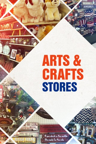 Arts & Crafts Stores USA screenshot 1