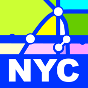 New York Transport Map - Subway Map and Route Planner