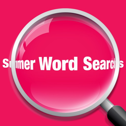 Summer Word Search Puzzle iOS App