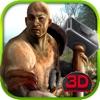 叢林戰士 - 3D野蠻人戰士復仇模擬遊戲
