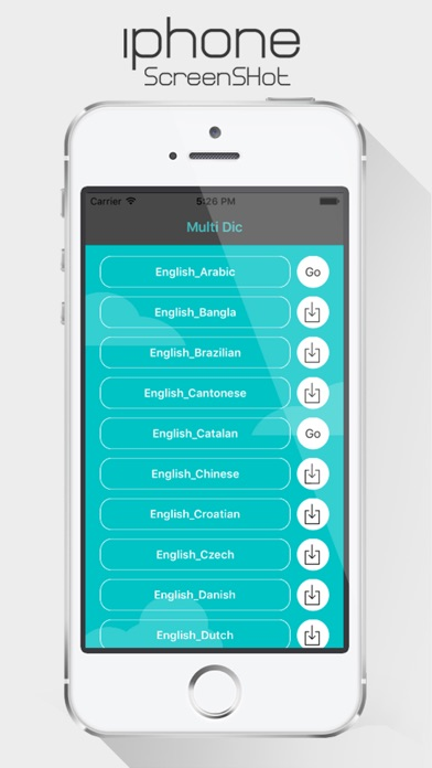 download Multi Dictionary app apps 3