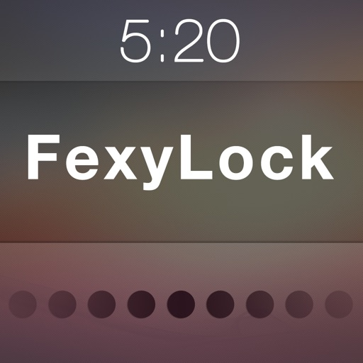 Lock Screen Maker - Customize your lockscreen with beautiful & colorful Themes by FexyLock