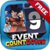 """Event Countdown Manga & Anime Wallpapers  - """" Dragon Ball Edition """" Free Wiki"""