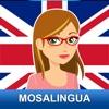 Imparare l'inglese rapidamente con MosaLingua: corso di conversazione e vocabolario