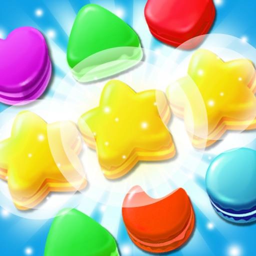 Jelly Cake Match 3 iOS App