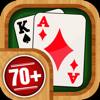 Solitaire 70+ Card Games in 1 Premium Version : Tripeaks, Klondike, Hearts, Pyramid, Plus More! Icon