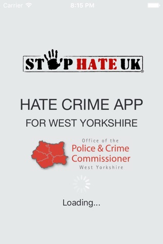 Stop Hate UK screenshot 1