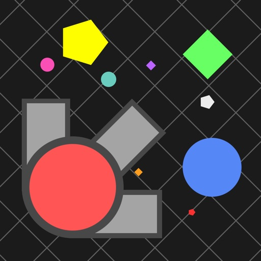 World of the color tank io iOS App