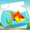Hungry Fish Tank Flick: Big Night Fishing Pro