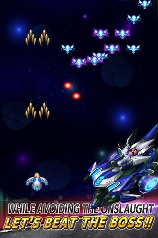 War Air legen: Defense Galaxy screenshot 1