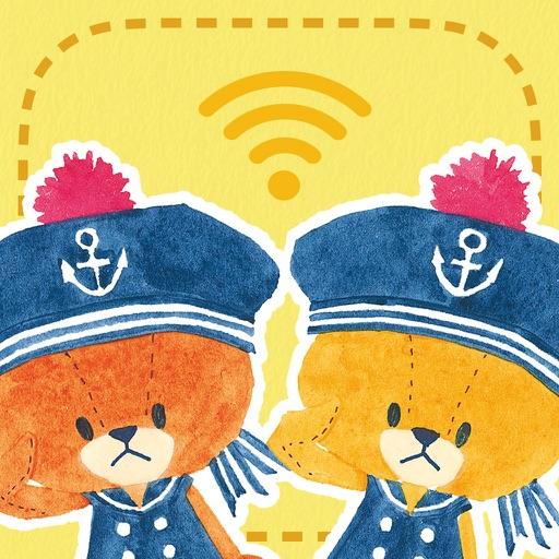 がんばれ!ルルロロ|通信量チェッカー|通信量を節約できる無料アプリ