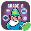 Crazy Math Adventure - Age 7-8 Grade 2 Lite