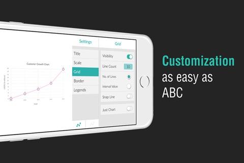 Chartistic - Charting App screenshot 4