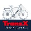 TranzX eBIKE APP logo