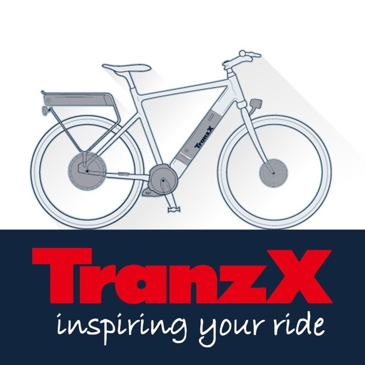 TranzX eBIKE APP images