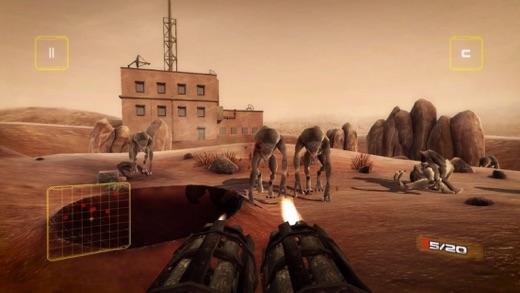 Mars: New Home VR Screenshot