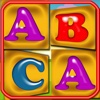 ABC Memory Flash Cards Play & Learn The English Alphabet Letters
