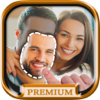 Cut paste photo editor – create fun pictures with personalized stickers Premium