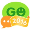 SMS go PRO - beautiful themes, lovely stickers