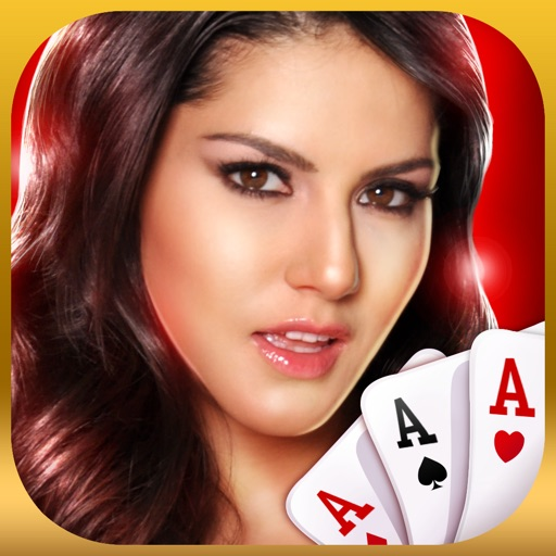Teen Patti PartyPoker with Sunny Leone iOS App