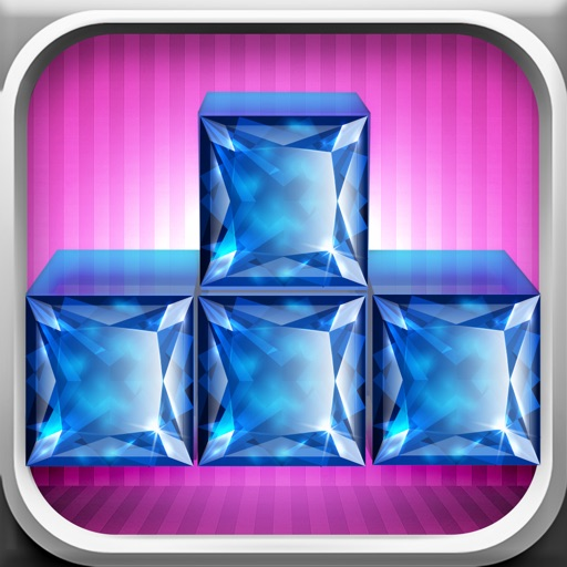 Diamond Block Puzzle – Best Game For Kids To Move Colorful Jewel Square.s iOS App