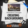 Creating Animation Backgrounds creating