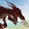 Flying Dragon Simulator Free: Fire Drake Blaze