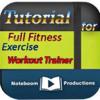 Anna Mullarkey - Tutorial for Full Fitness - Exercise Workout Trainer artwork