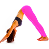 30 Day Yoga Challenge - Workout Routines & Poses Guide For Fit Girls