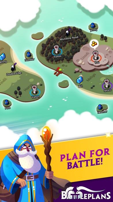 Battleplans - #1 Battle Strategy & Defense Game screenshot two