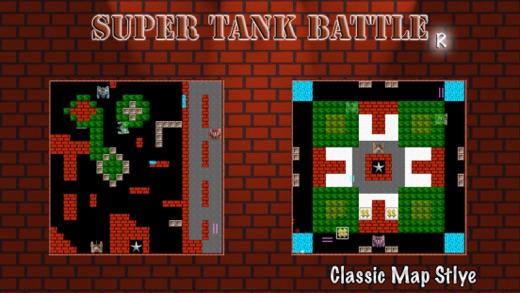 Super Tank Battle R - Type X Screenshots