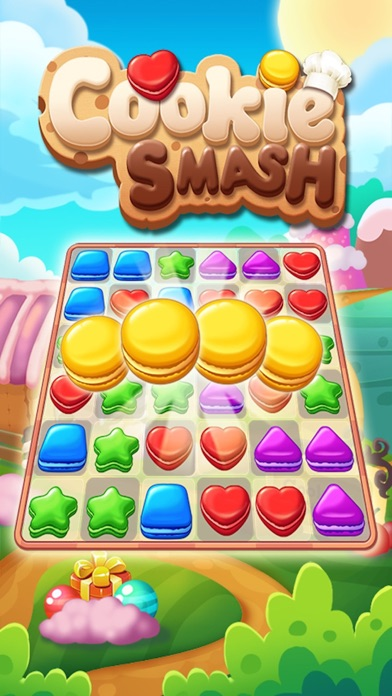 download Cookie Smash - Fun Cookie Game apps 0