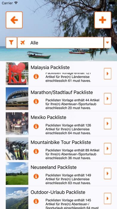 Wunderbar Internationale Packlistenvorlage Bilder ...