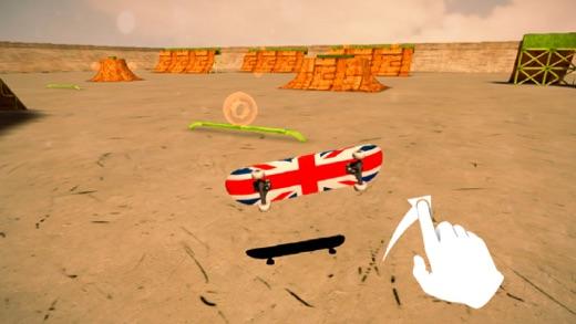Real Skate 3D - HD Free Skateboard Park Simulator Game Screenshot