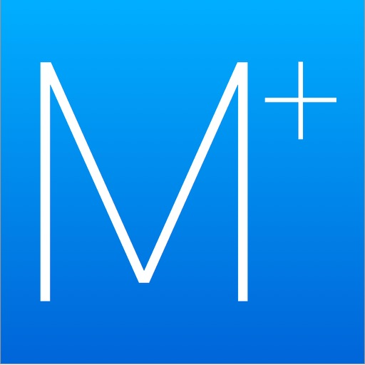 Mathematics+   Simple and quick exercises to develop and strengthen math skills iOS App