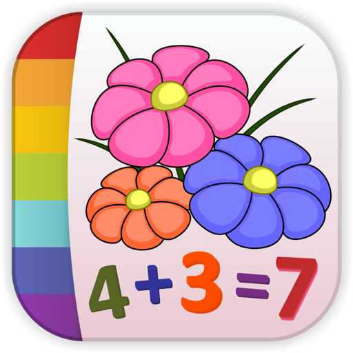 Color by Numbers - Flowers for Mac