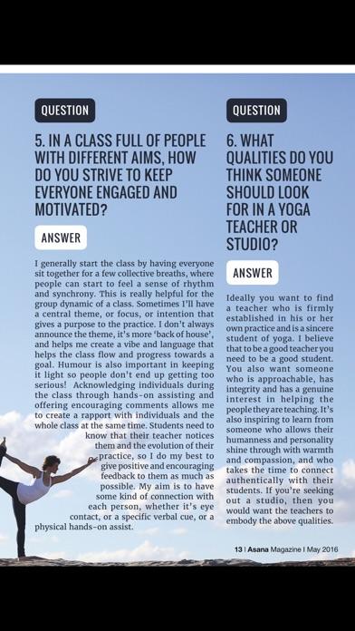 download Asana  International Yoga Journal apps 4