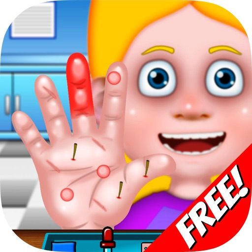 Hand Doctor For Kids FREE iOS App