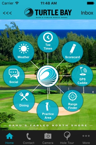 Turtle Bay Golf screenshot 1