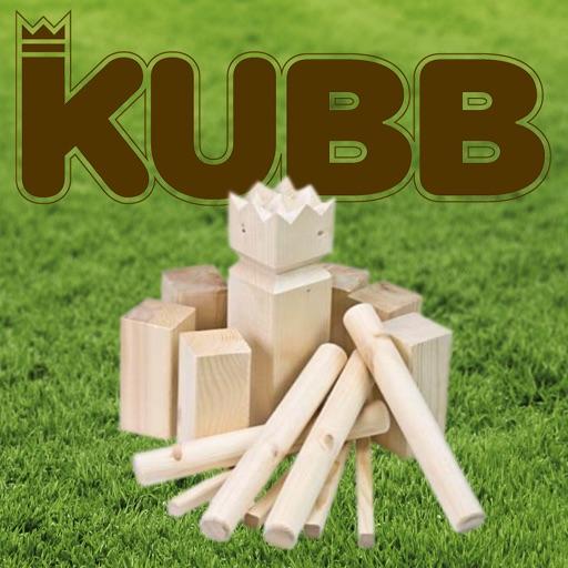Kubb Game Tracker iOS App