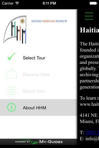 Haitian Heritage Museum screenshot 2