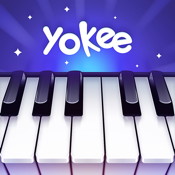 Free Piano app by Yokee icon