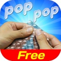 ' Virtual Bubble Wrap Pop Challenge : Classic Popping Bubbles Boys and Girls Games Free Appreciation Day 2016 icon