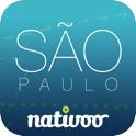 Sao Paulo SP Guía de Viajes Brasil - Con Itinerarios, Restaurantes, Hoteles, Atracciones, Noche y mu icon