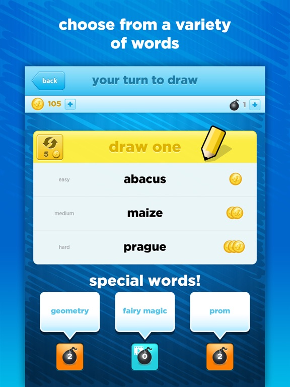 Draw Something для iPad