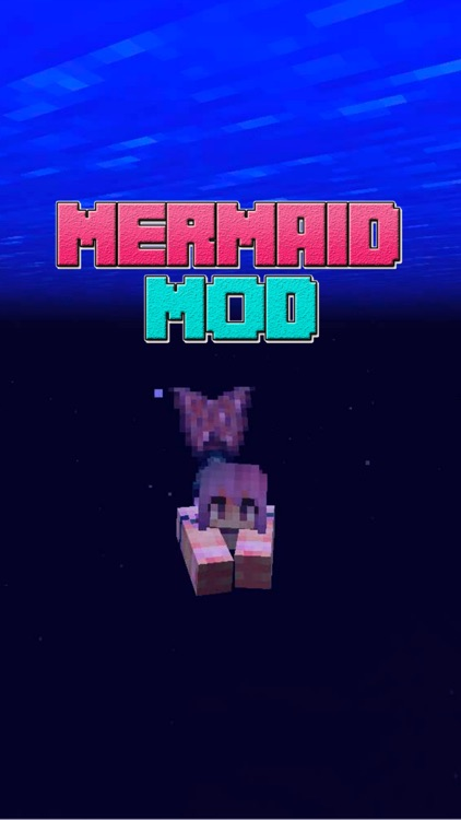 MERMAID MOD FREE Guide with Shark Tail for Minecraft PC Game Edition